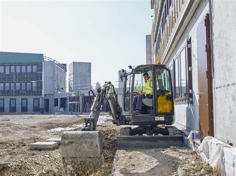 volvo ecrd compact excavator product specs cjd equipment
