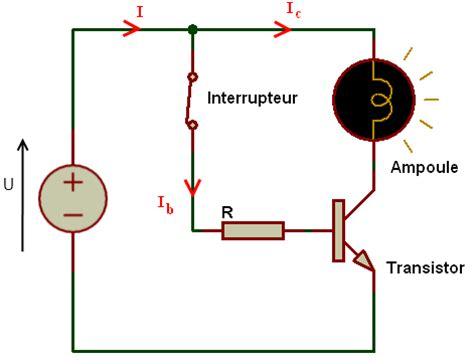 transistor meme le transistor en r 233 gime de saturation l 233 lectronique de z 233 ro