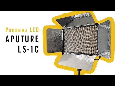 Lensysteme Led by Le Syst 232 Me Led Aputure Ls 1c