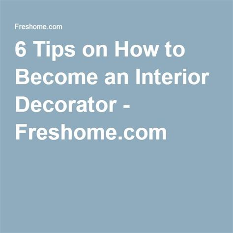 how to become interior designer the 25 best how to become an interior designer ideas on