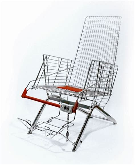 Shopping Chair by Shopping Cart Furniture