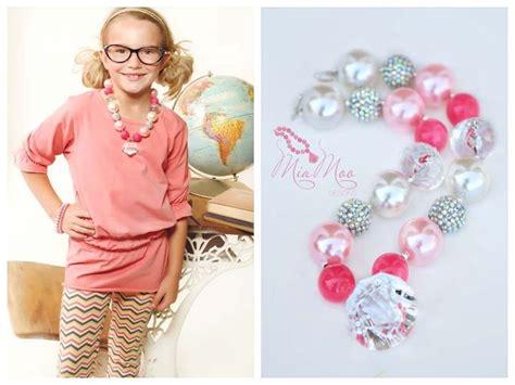 kids children on pinterest 35 pins kids chunk necklace vintage fall necklace baby neckclace
