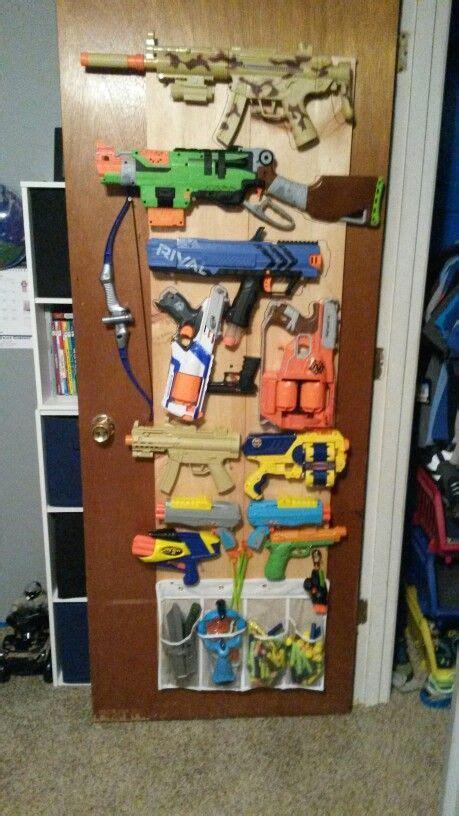 Mark And I Made Ja B Aol Nerf Gun Storage Diy