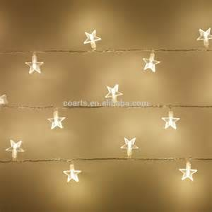 christmas falling star lighting string fairy lights led