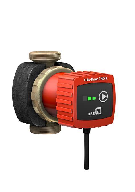 Heater Ksb new water circulators ksb