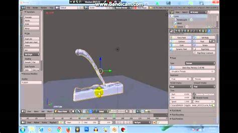 Blender Tanpa Air cara membuat api di blender tanpa simulation versi on the spot