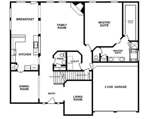 five bedroom house floor plans 6 bedroom ranch house plans