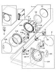 samsung dryer parts parts for samsung dv218aeb xaa 0000 dryer appliancepartspros
