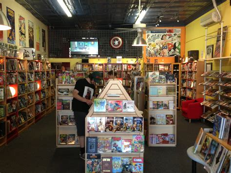 Comic Book Store About The Various Types Of Comic Book Stores Therefore I