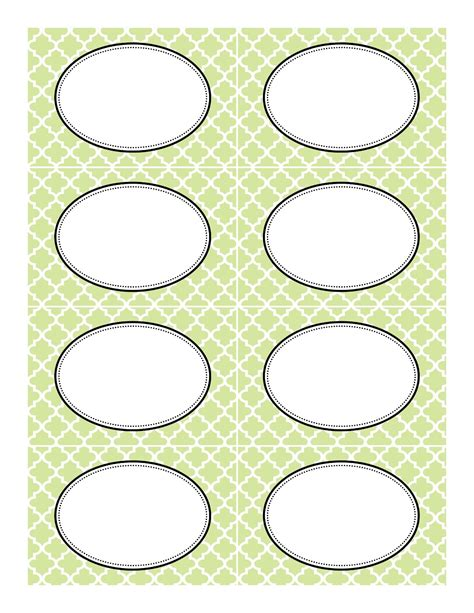 free downloadable labels template buffet tables free printable labels and buffet