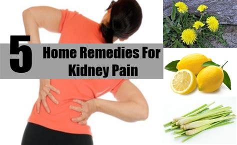 5 home remedies for kidney treatments