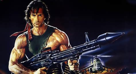 Un Film Rambo   rambo 2 la mission un film de 1985 vodkaster