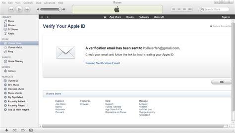 membuat email apple id cara membuat apple id tanpa quot contact itunes support to