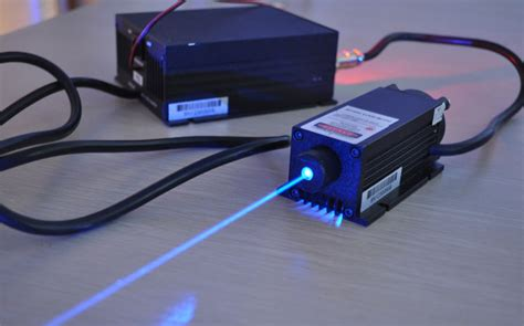 blue diode laser holography 473nm dpss blue laser output power 100mw 1w for sale