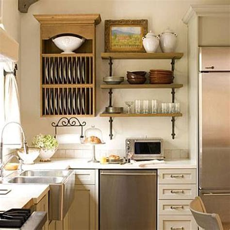 shelving ideas for kitchens small kitchen organization ideas with clever kitchen