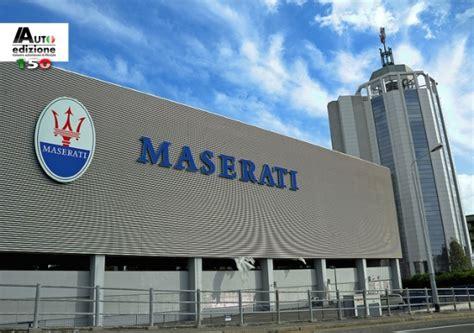 Maserati Modena by Onzekerheid Toekomst Maserati Fabriek In Modena