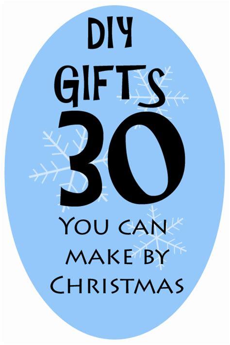 top 28 christmas presents you can make 10 christmas