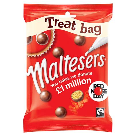 Maltesers Treats Size maltesers 174 fairtrade treat bag 75g bestway wholesale