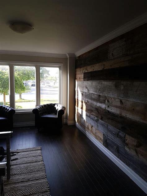 feature walls in living rooms feature walls jmf custom wood features l barndoors