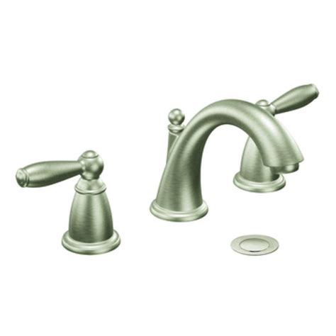 moen widespread bathroom faucet moen t6620bn brantford widespread bathroom faucet trim kit