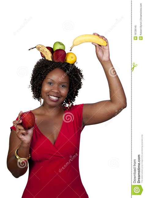 woman with fruit basket on head fruit head royalty free stock photo image 16728145