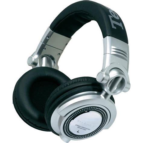 Headphone Technic Headphone Technics Rp Dh 1200 Silver Black From Conrad