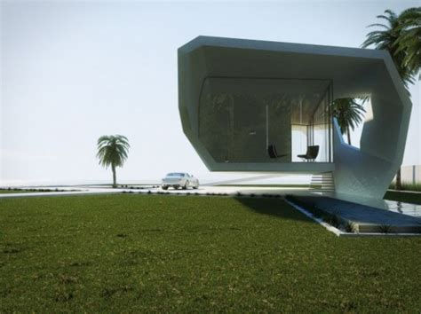 design house concepts dublin simple wave house is a minimalist summer home for turkey
