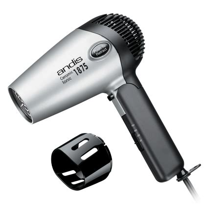 Andis 1875w Hair Dryer W Attachments dyson supersonic hair dryer kamisco