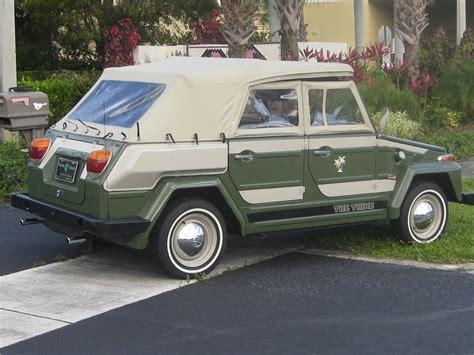 1974 volkswagen thing 1974 volkswagen thing custom convertible 170127