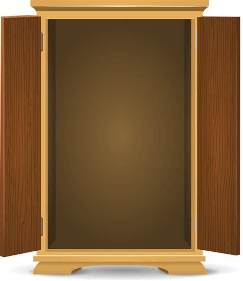 Cupboard Open Open Wardrobe
