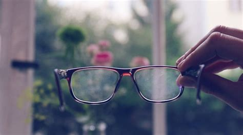 glasses for better vision what s the right way to clean and care for your glasses