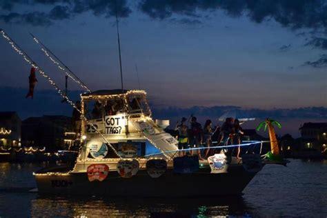 festival of lights nj festival of lights returns to stone harbor borough of