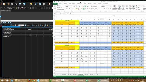 Download Construction Material Takeoff Excel Template Natural Buff Dog Excel Takeoff Template