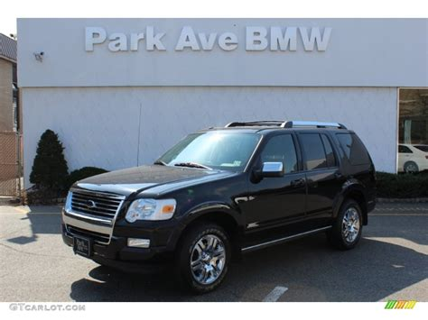 ford explorer 2009 2009 black ford explorer limited 4x4 62312031 photo 34