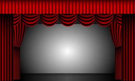 movie drapes free illustration theatre curtains stage drapes free