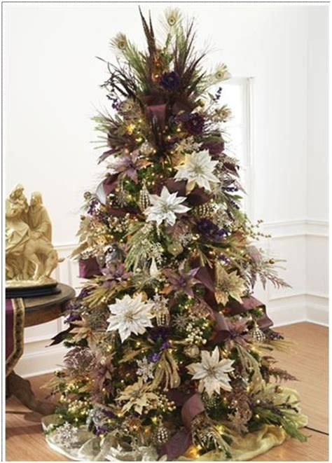 ten links to luxury christmas tree designs