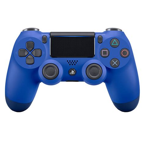 Ps4 Dualshock 4 playstation 4 dualshock 4 wave blue wireless controller