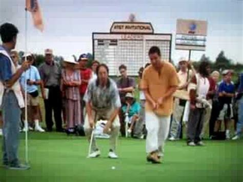 happy gilmore sending the home