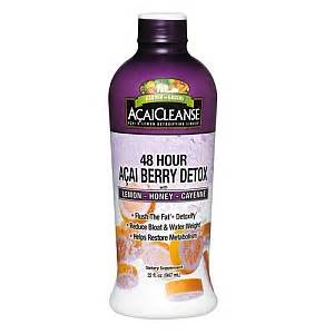 Acai Cleanse 48 Hour Detox Thc how does stay in your system detox