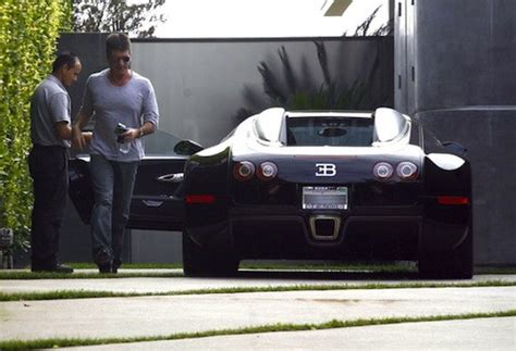 simon cowell s bugatti simon cowell s car a bugatti veyron net worth