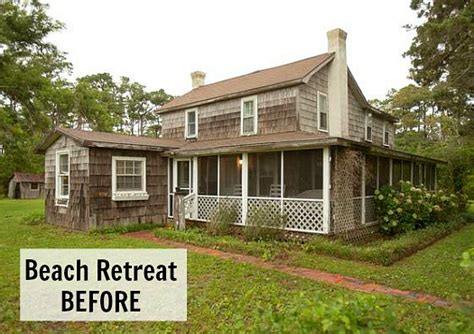 Build A Backyard Fort A Coastal Cottage Gets A Makeover On The Diy Network