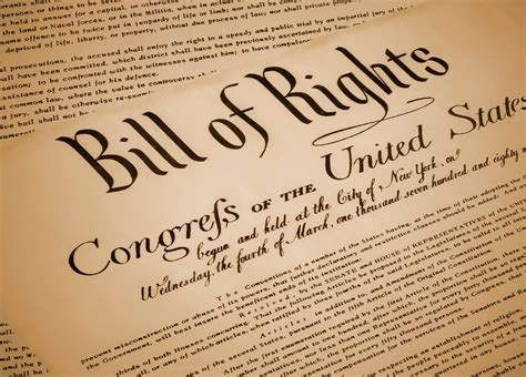 Bill Of Rights why the bill of rights is a failure the imaginative conservative