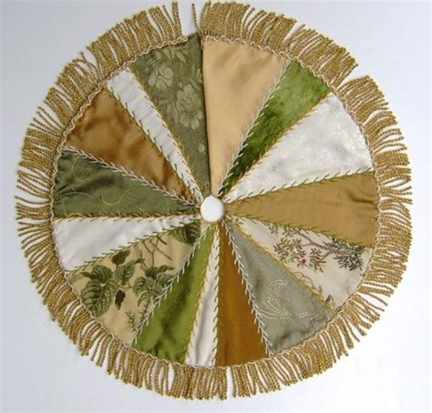 elegant christmas tree skirts 1000 images about lovely tree skirts ribbon and on