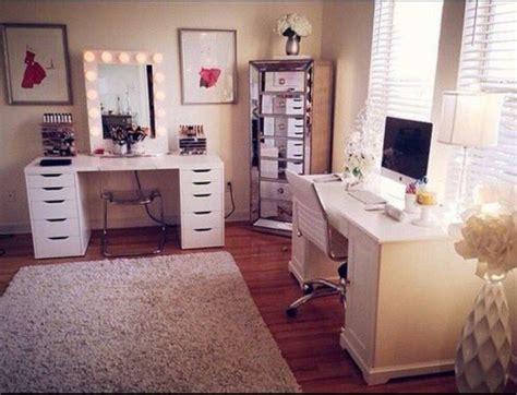 vanity room apple bookshelf computer desk goals image 4050942 by lucialin on favim
