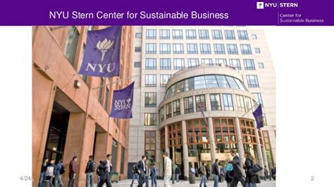 Cost Of Nyu Mba Part Time by Nyu School Of Business Presents Students
