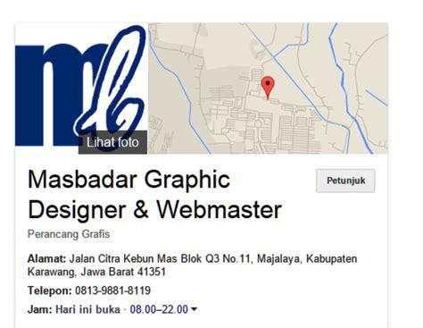 web desain grafis indonesia masbadar