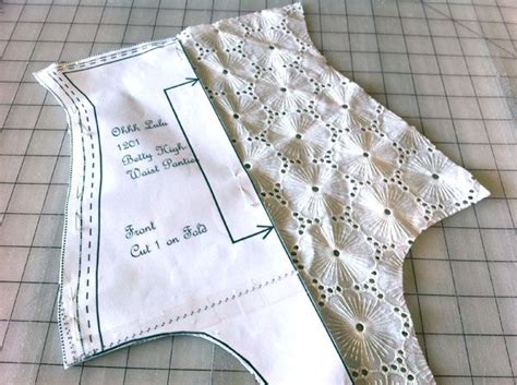 free pattern underwear how to make panties a free lingerie sewing tutorial