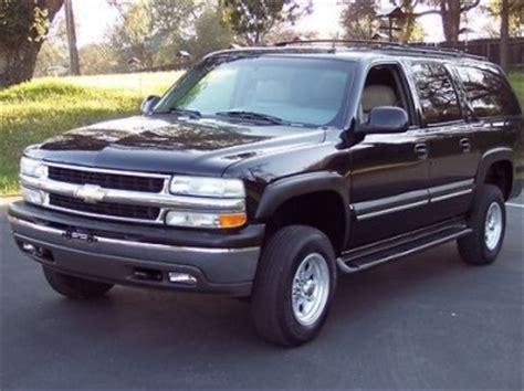 Buy Used 2001 Chevy Suburban 2500 4x4 Duramax Diesel Lb7