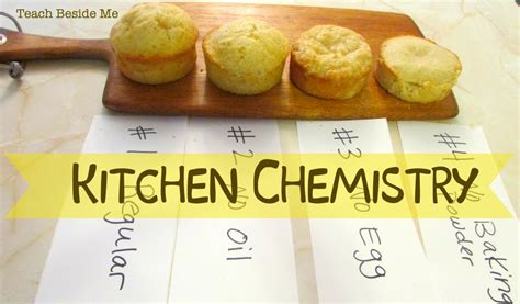 cooking with chagne kitchen chemistry cake experiment teach beside me