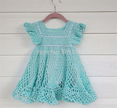 pattern newborn dress 2015 baby girl dress handmade dress crochet dress newborn